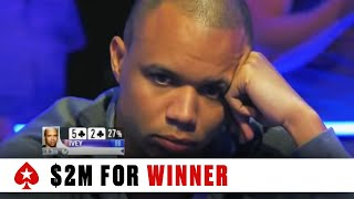 PCA 10 2013 - $100k Super High Roller Poker, Episode 3 | PokerStars.com