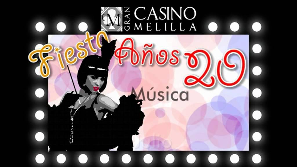 Gran casino de melilla fiesta a os 20 2012 youtube - Fiesta anos 20 ...