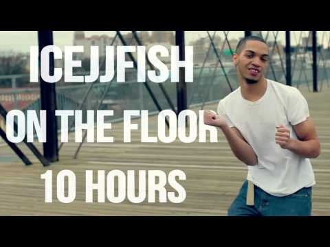 """""""On The Floor"""" By IceJJFish (the Viral Music Video Hit) [10 HOURS LOOP VERSION]"""