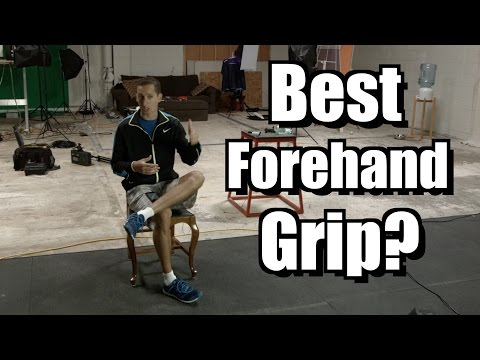 What Forehand Grip is Best? - Ask Ian #11 - Tennis Lessons and Instruction