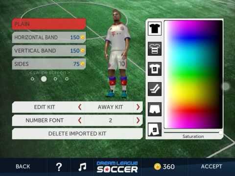 Dream League Soccer Kits Import Barcelona Url
