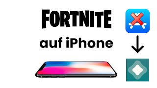 Fortnite auf iPhones oнne App Store! (wird geupdatet)