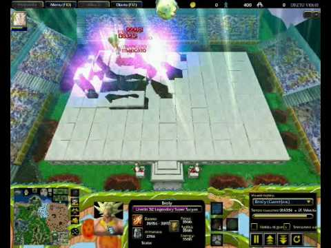 Warcraft 3 Dbz Tribute Ultra Ai