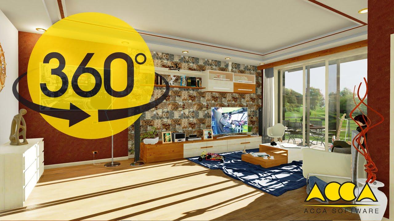 Video360 bim software progettazione architettonica 3d for Progettazione mobili 3d