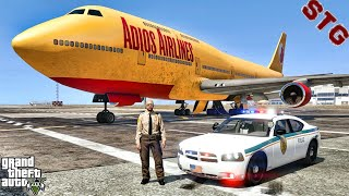 DADE COUNTY PD| AIRPORT PATROL!!!| #113 (GTA 5 REAL LIFE PC POLICE MOD)