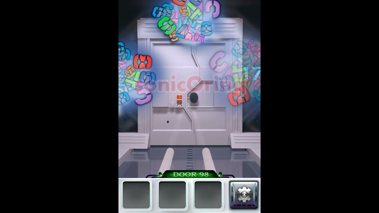 100 Doors 3 Level 96 97 98 99 100 Walkthrough Room Escape Game Walkthrough
