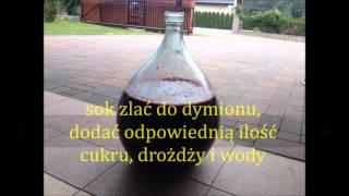 produkcja wina z aronii mp4