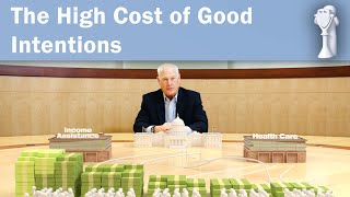 Gambar cover The High Cost of Good Intentions with John F. Cogan: Perspectives on Policy