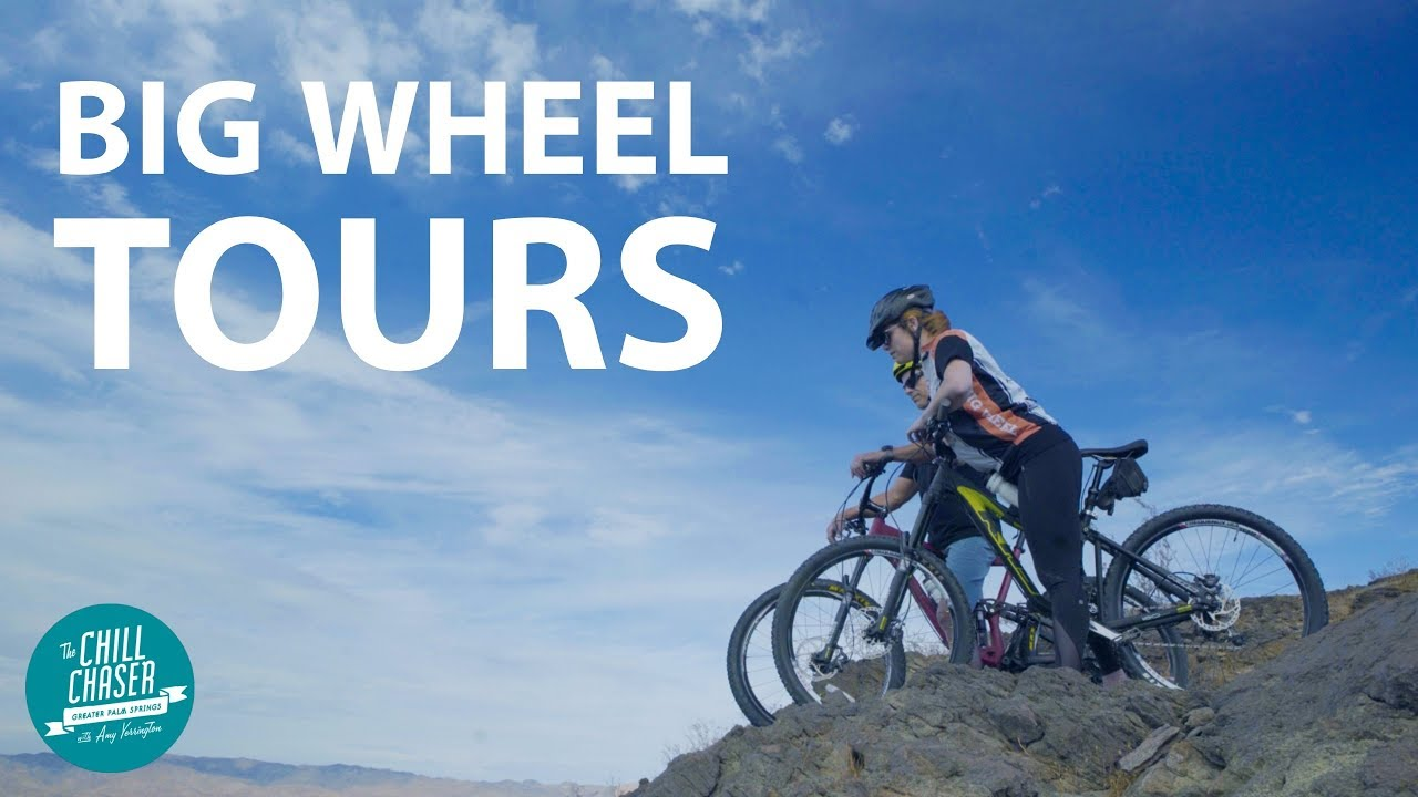 Mountain Biking In Palm Springs And Beyond With Wheel Tours Chill Chaser