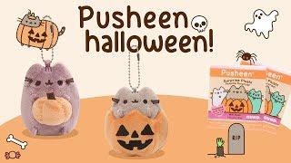 Pusheen trick or treats surprise plush blind boxes!