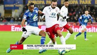 """VIDEO: After : """"Lyon a su trouver des solutions pour gagner à Strasbourg"""" reconnait Obraniak"""