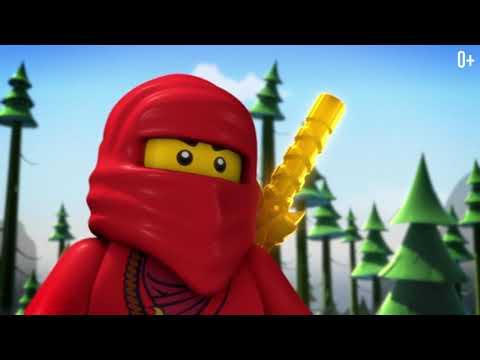 Lego ninjago мультфильм 8 сезон