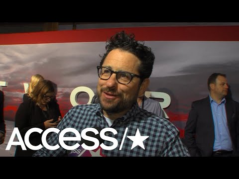 J.J. Abrams: Season 2 Of 'Westworld' -- 'It's A Bit Of A Cautionary Tale' | Access