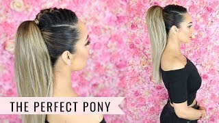 How to get the Perfect Pony! by SweetHearts Hair