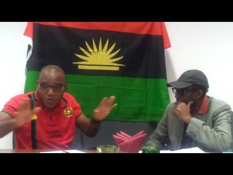 MP4 720p WATCH  Nnamdi Kanu's Exclusive Interview Before His Arrest