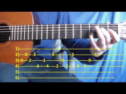 Cómo Tocar Un Día Normal – Juanes Tutorial Guitarra