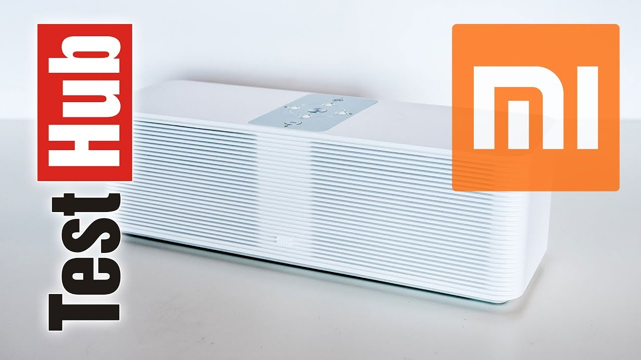 Xiaomi Mi Smart Network Speaker (WiFi/Bluetooth) test głośnika bezprzewodowego