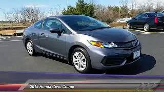 2015 Honda Civic Coupe Edison NJ 9501P