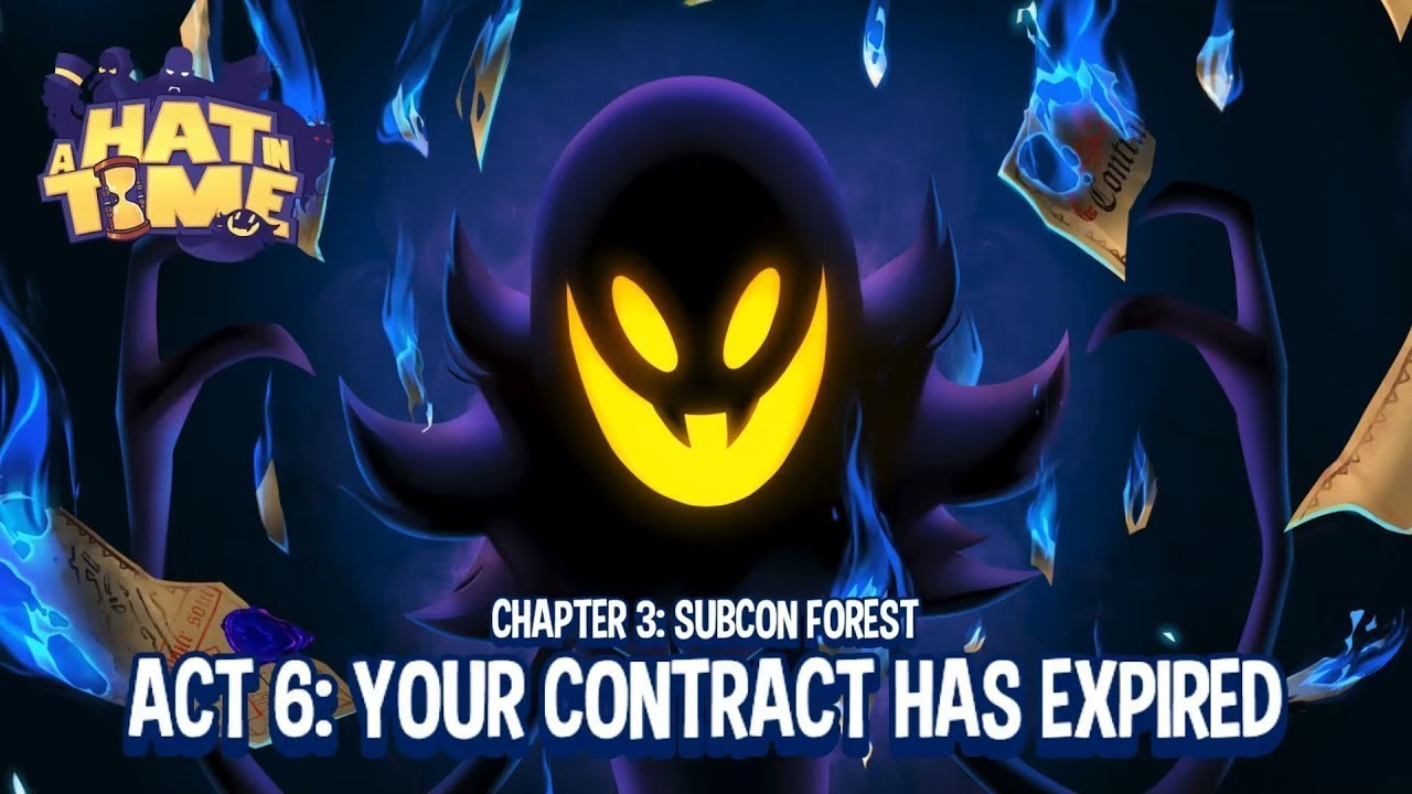 A Hat In Time OST - Your Contract Has Expired [Boss Phase 2][Best Quality]