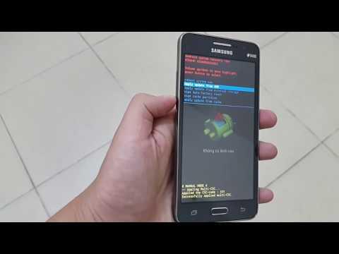 BacBa  Hard reset Samsung Galaxy Grand Prime G530 G531