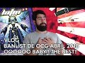 "Vlog - ""BANLIST de OCG Abril 2018 
