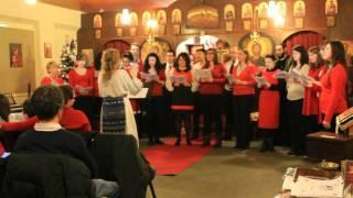 """Marire-ntru cele-nalte - Corala """"Sfintii Arhangheli"""", Aberdeen, UK - 2011"""