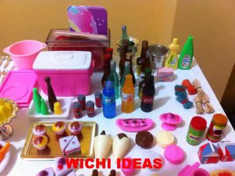Colecciones wichi accesorios de cocina para mu ecas - Accesorios para la cocina ...