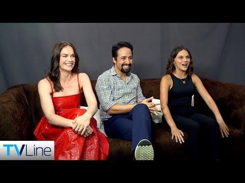 'His Dark Materials' Cast Interview | Comic-Con 2019