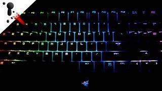 Razer BlackWidow Chroma Review with Sound Test (Mechanical Gaming Keyboard)