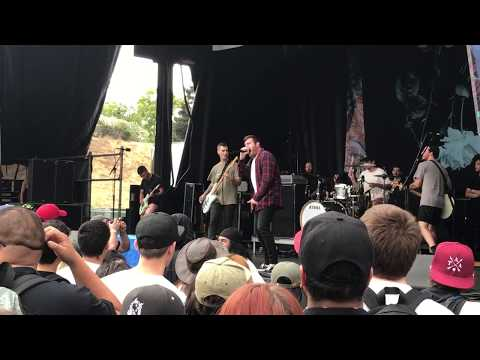 Counterparts - FULL SET [Live HD] - Vans Warped Tour (Mountain View, CA 8/4/17)