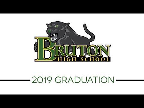 Bruton High School Graduation 2019