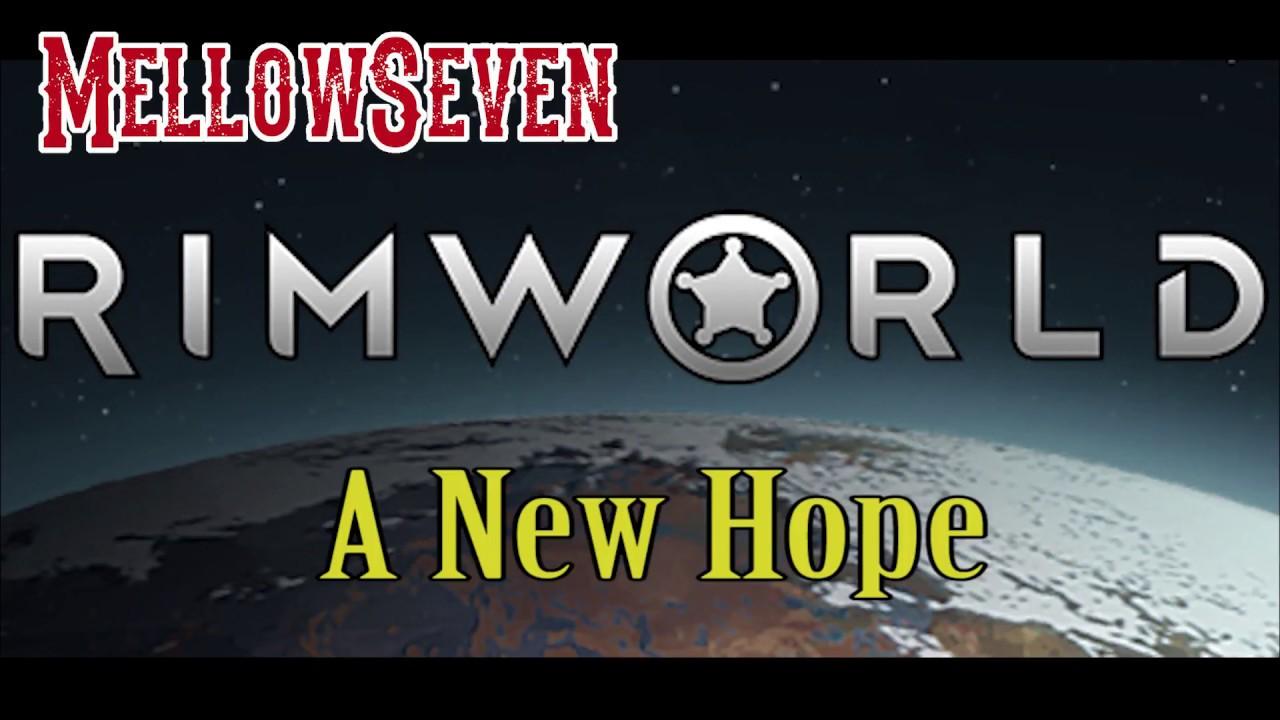 Rimworld - Star Wars Mod - A New Hope episode 1   Let's Play - Steam  Workshop