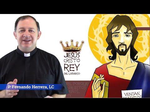 Solemnidad de Cristo Rey - Ciclo C - Venga tu Reino