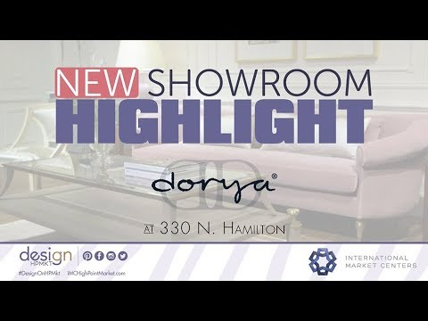 New Showroom Highlight: Dorya