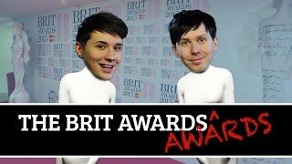 Dan & Phil's BRIT Awards Awards | BRIT Awards 2015