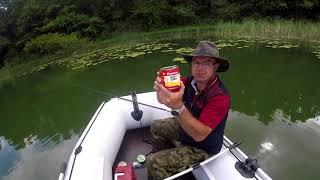 Na ryby z Markiem # 196 Pontonem na spławik