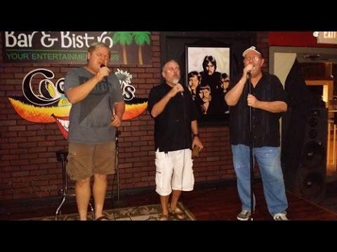 """""""How Long"""" Awesome Karaoke - Warren, Chris & Garth"""
