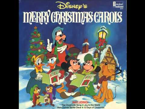 Larry Groce, Mickey, Donald, & Goofy - Here Comes Santa Claus