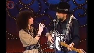 Waylon Jennings & Jessi Colter - Storm Never Last
