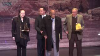 مصر العربية | جانب من تكريم الأثريين في عيدهم الحادي عشر