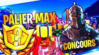 HOW to BE PALIER 70 E-ORNEMENT AND FREE ON FORTNITE (CONCOURS)