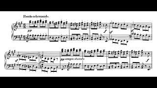 Скачать Felix Mendelssohn Scherzo A Capriccio Audio Sheet Music