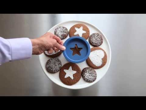 How To Decorate Cookies With Cookie Cutters From Dorie Greenspan