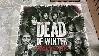 Gambar cover Dead of Winter - Noite sem Fim