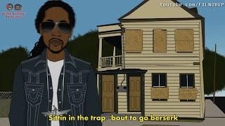 """""""I Be Trappin"""" - 2 Chainz, Waka Flocka, Gucci Mane, Soulja Boy & OJ Da Juiceman (@FILNOBEP PARODY)"""