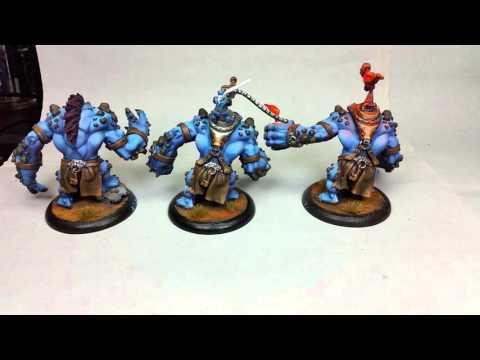 Trollkin army