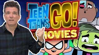 Video 'Teen Titans GO! To the Movies' TRAILER Reaction... Emoji Movie 2?! download MP3, 3GP, MP4, WEBM, AVI, FLV Juni 2018