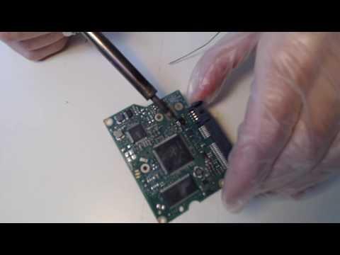 Hard Drive Repair, BIOS Swap