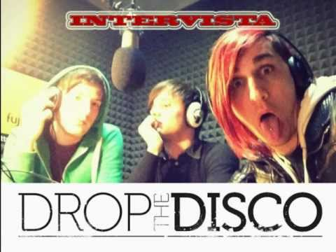Drop The Disco Intervista Radio Città Fujiko