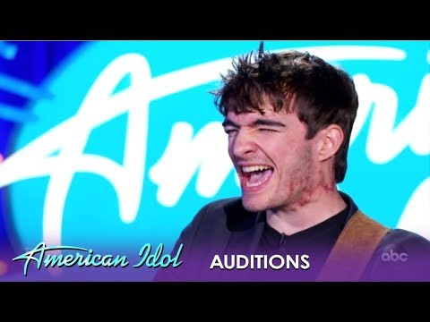 Jackson Gillies: The FINAL Audition Ends On an Inspirational High Note! | American Idol 2019
